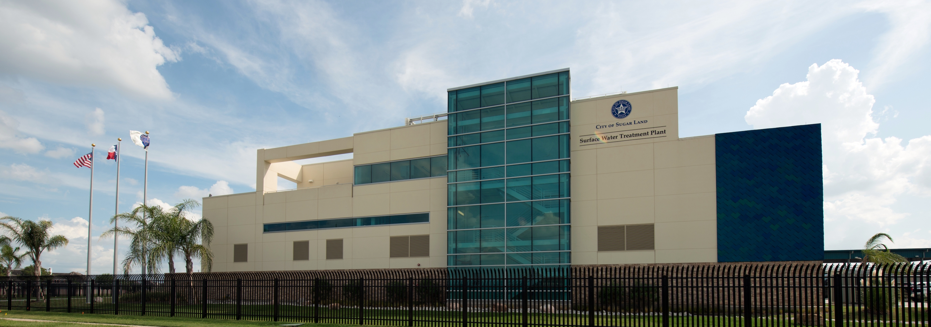 Sugar Land Water Treatment Plant