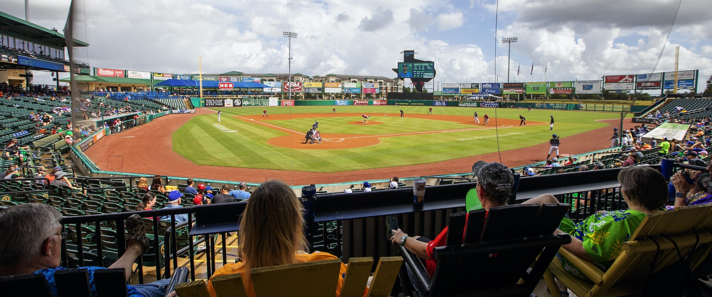 Constellation Field, Home of the Skeeters